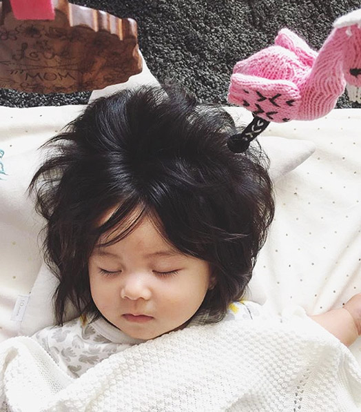 Baby Chanco The One Year Old Japanese Girl With Thick Who Is The