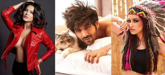 Dabboo Ratnani's calendar featuring Kartik Aaryan, Hrithik Roshan, Sunny Leone, Kiara Advani and others will set your mood right for 2019