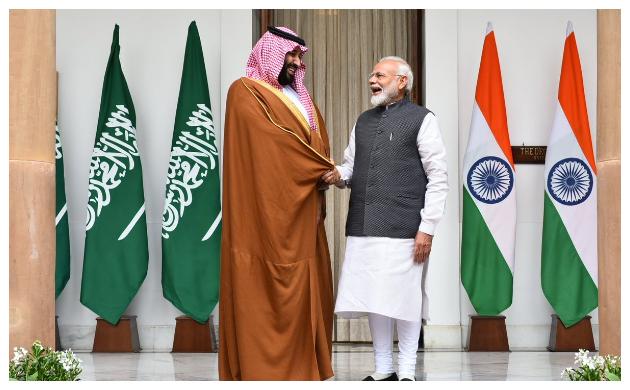 In Pics: PM Modi breaks protocol to give Saudi Arabia's Crown Prince MBS a grand welcome