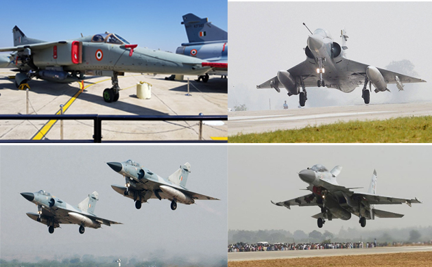In Pics: From Mig-29 to Sukhoi, these supersonic Indian