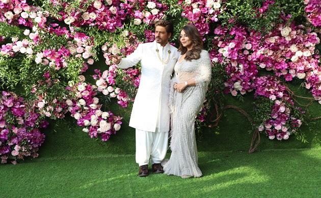 Akash Ambani-Shloka Mehta wedding: Shah Rukh Khan, Priyanka Chopra and others arrive in style