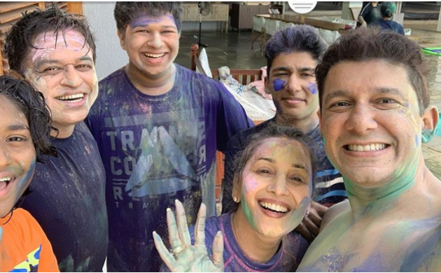 Holi 2019: How Bollywood celebs like Varun Dhawan, Taimur celebrated the spring fest