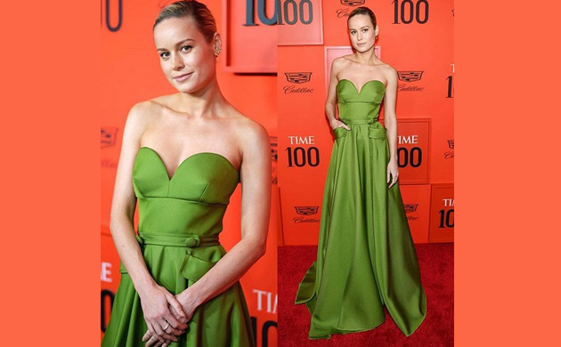 Taylor Swift Rami Malek Brie Larson Emily Clarke these are the best looks from Time 100 Gala 2019 red carpet