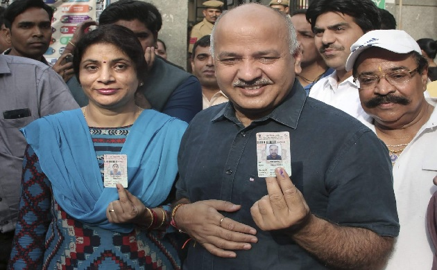 Who's who of Delhi cast their vote in Phase 6 of Lok Sabha Polls