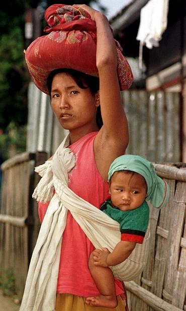 Mizoram issues in pics