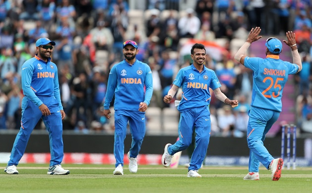 ICC Cricket World Cup 2019: Rohit Sharma, Yuzvendra Chahal help India trounce South Africa