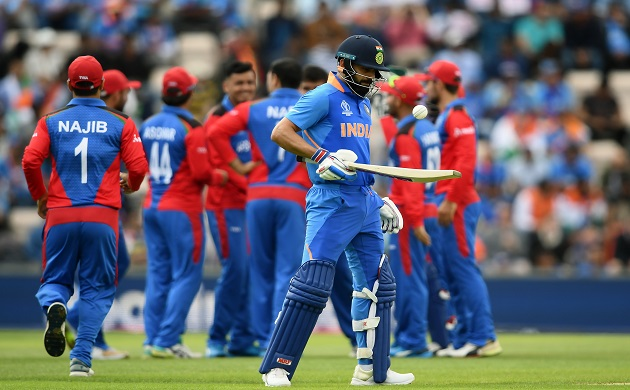 In Pics: ICC World Cup 2019 | India beat Afghanistan by 11 runs