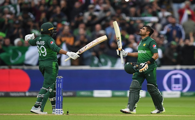 ICC World Cup 2019 Pakistan beat New Zealand by 6 wickets highlights babar azam