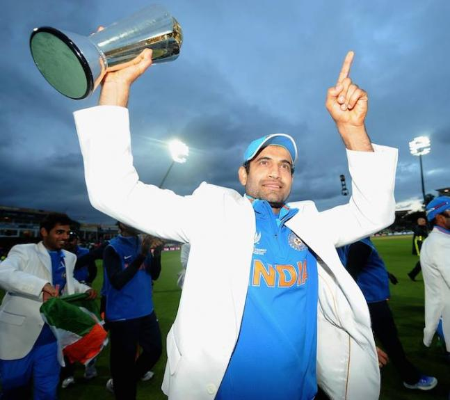 Indian win Champions Trophy