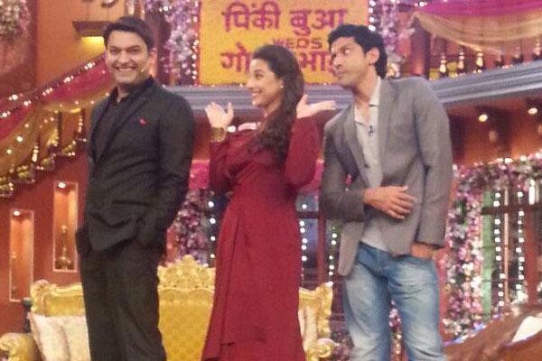 Farhan, Vidya's candid moment from Pinky bua's wedding