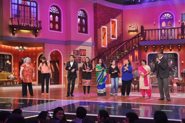 Big B's special gift for Kapil Sharma - News Nation