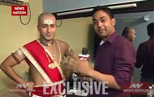 Serial Aur Cinema: Tenali Rama actor Krishna Bharadwaj talks about shooting  in winters