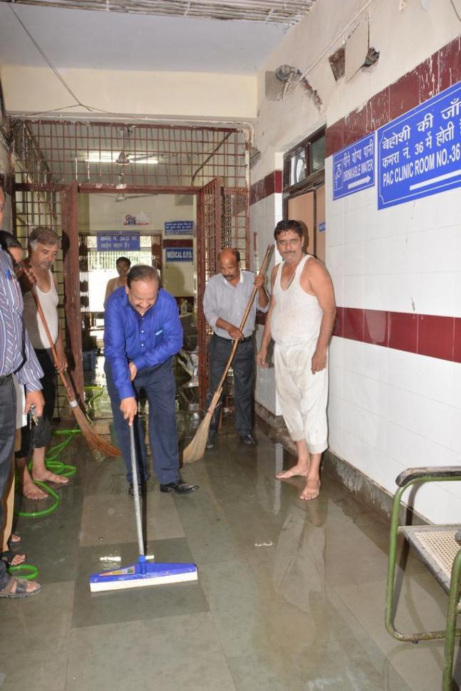 Clean India campaign launched