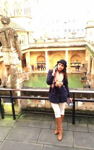 Parineeti's London trip!