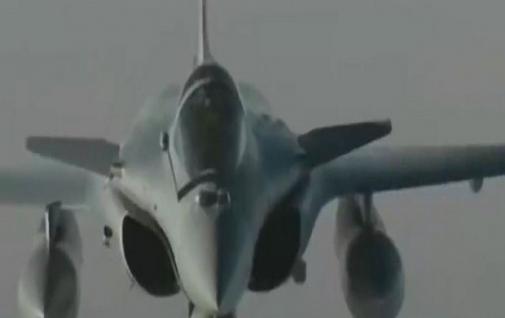 IAF ने राफेल विमानों के संचालन के लिए 17 वीं स्क्वाड्रन 'गोल्डन एरो' को फिर से तैयार किया