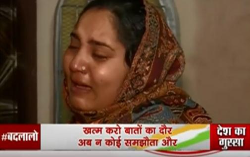 Pulwama attack: Family members of killed CRPF jawans express anger