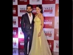 Virat, Anushka dazzle Vogue awards