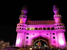 World goes Pink for Breast Cancer Awareness Month - In Pictures