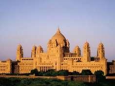 Inside World's Best Hotel Umaid Bhawan Palace in Jodhpur!