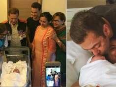 First Pics: Salman, Khandan with new family member