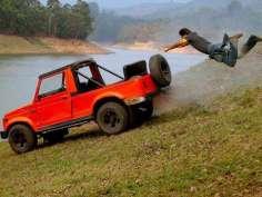 Rohit Shetty's top 5 stunt scenes