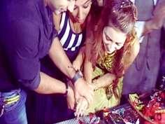 TV stars at Pratyusha Banerjee's birthday bash