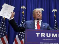 The Rise of Donald Trump