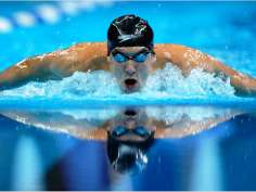 Top five Olympians of all time