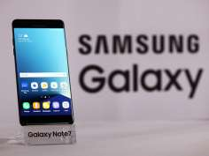 Samsung launches Note 7 with Iris scanner: A look at prime features