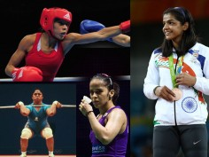 Indian women players who have won medals in Olympics