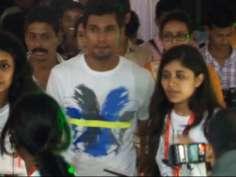 Randeep Hooda promotes John Day at Malhar college fest
