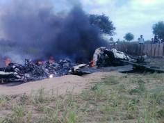 MiG 21 crashes in Rajasthan, pilot safe