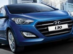 Hyundai unwraps 2017 i30 hatch