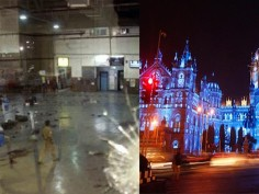 Sites attacked during the seize of Mumbai - Images then and now