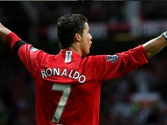 Cristiano Ronaldos charismatic career in pics