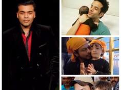 Karan Johar Tusshar Kapoor Shah Rukh Khan Six B town celebrities who opted to go the surrogate way