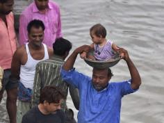 Heavy rains create chaos across India See pics