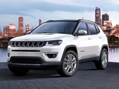 Jeep Compass set to launch in India on July 31 available in five variants