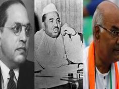 Ambedkar, Jagjivan Ram to Ram Nath Kovind - dalits leaders who broke glass ceiling to reach the top