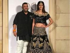 India Couture Week 2017 Disha Patani turns muse for Manav Gangwani slays it on ramp