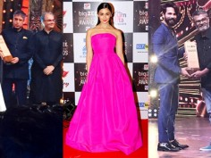 Catch some heart stopping glimpses of B town stars on the red carpet of Big Zee Awards 2017