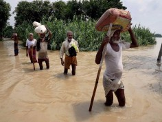 Bihar floods Death toll crosses 150 more than one crore displaced