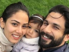 Shahid Kapoor daughter Misha first birthday rare pictures