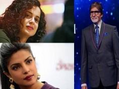 Kangana Ranaut Priyanka Chopra Kapil Sharma KBC 9 Top five entertainment stories of the week
