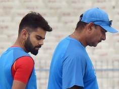 In Pics Team India at Eden Gardens in Kolkata ahead of second ODI against Australia