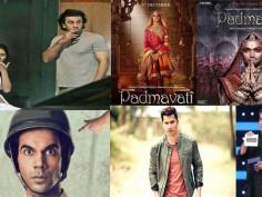 Ranbir Kapoor Mahira Khan pics Rajkummar Rao Newton Padmavati poster Bigg boss tamil Varun Dhawan ABCD 3