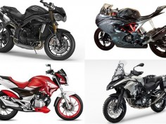 Upcoming bikes in October From MV Agusta Turismo Veloce 800 to Triumph Speed Triple here is a list