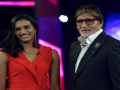 Amitabh Bachchan Kaun Banega Crorepati 9 PV Sindhu October 6 episode