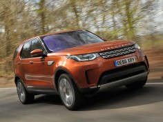 Jaguar Land Rover Discovery launched in India Checkout price specifications here