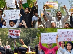 CBSE Paper leak: Students continue protests, re-test disheartens youngsters   Major developments